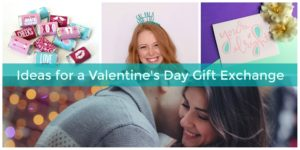 Celebrate Valentine's Day with a gift exchange.