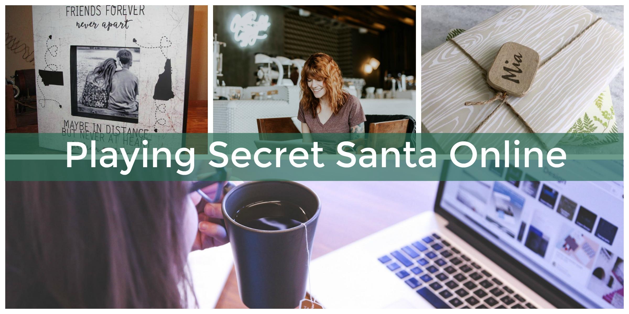How To Play Secret Santa Online