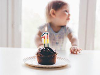 Baby's first birthday gift registry
