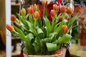 Spring gift basket ideas
