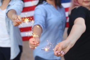 Celebrate America's birthday!