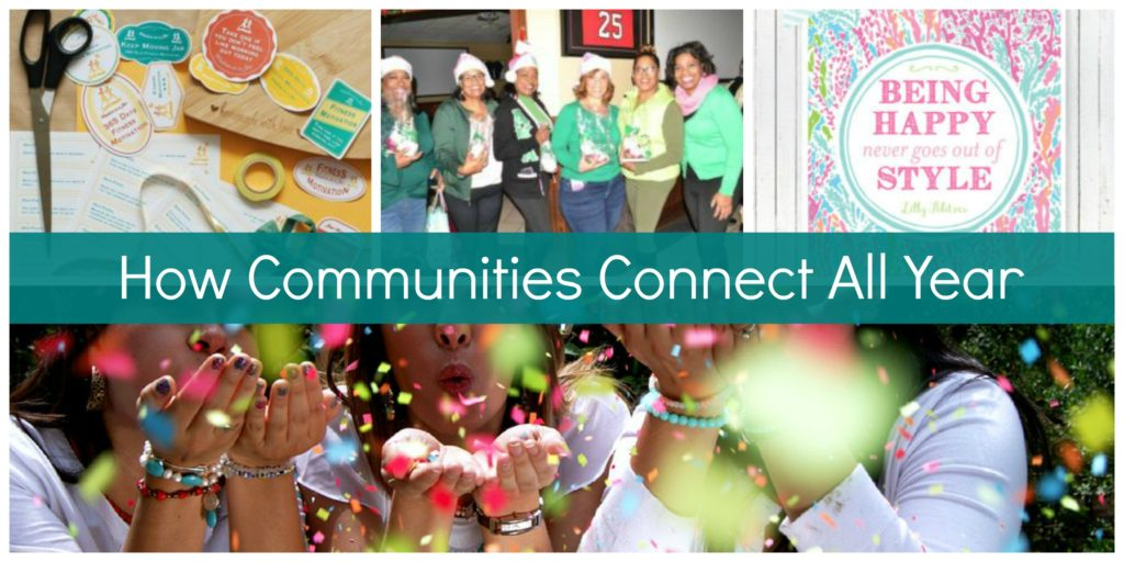 Helping communities connect all year