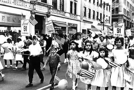 protesting child labor