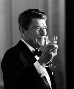 presidential toast