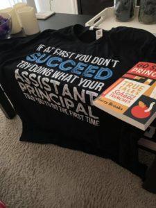 principal tshirt