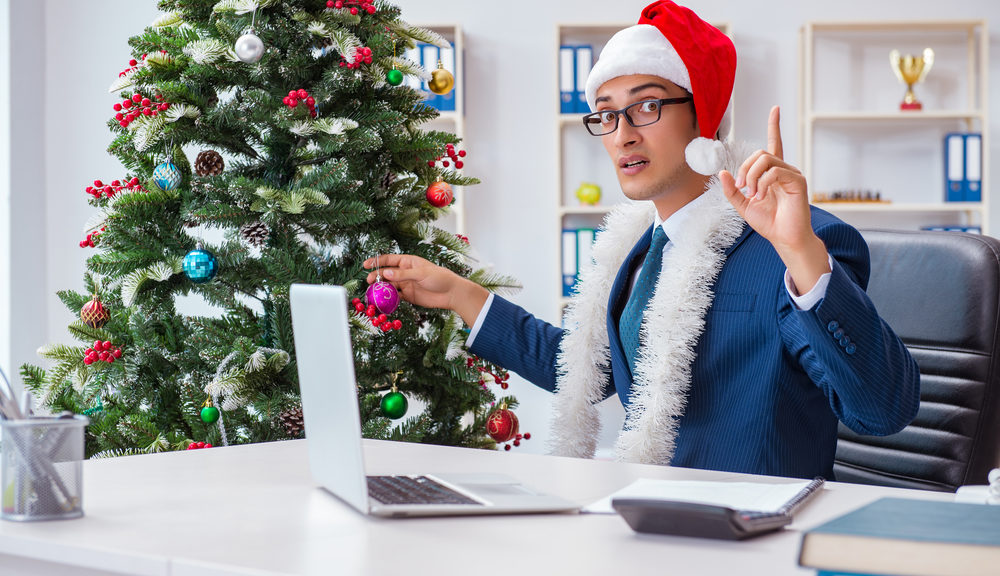 Virtual Christmas games help remote workers bond.