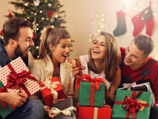 Enjoy these Christmas games to play with large groups this holiday season.