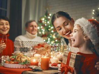 Christmas games for a dinner party make the whole event more festive.
