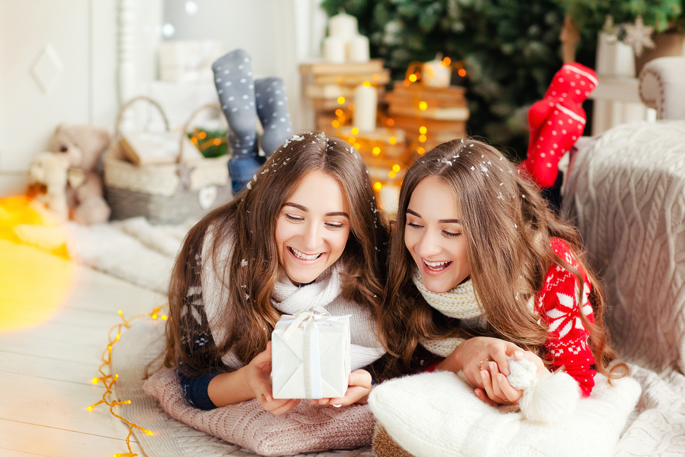 Secret Santa is a fun Christmas party game for high school students to play.
