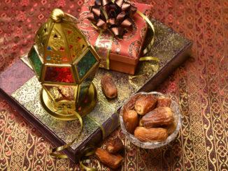 Secret Santa for Eid is a great way to celebrate.