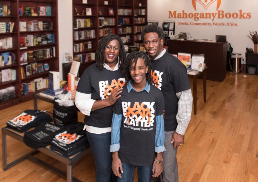 Washington, D.C. bookstore MahoganyBooks