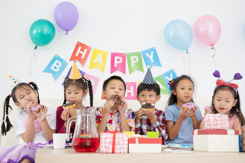5 children's gift exchange ideas