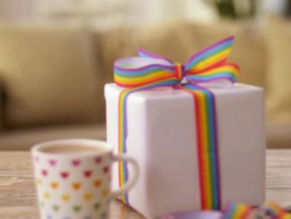 LGBTQIA+ Coming Out Box