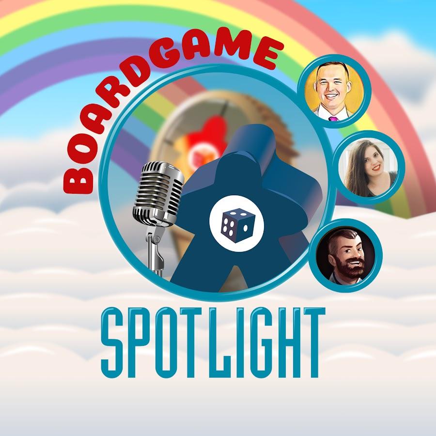 Board Game Spotlight Logo