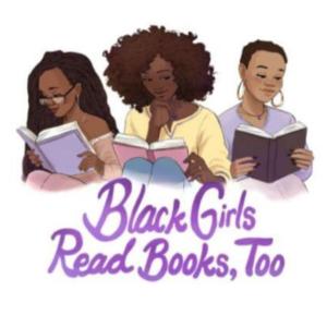 Black Girls Read Books, Too logo