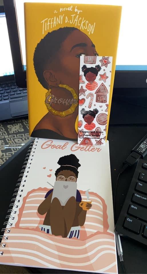 Grown novel by Tiffany D. Jackson