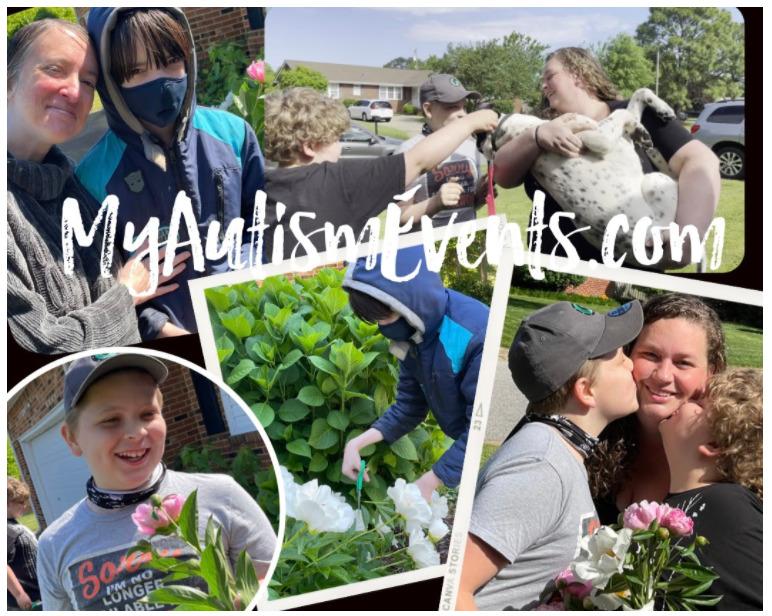 My Autism Spectrum event at farm