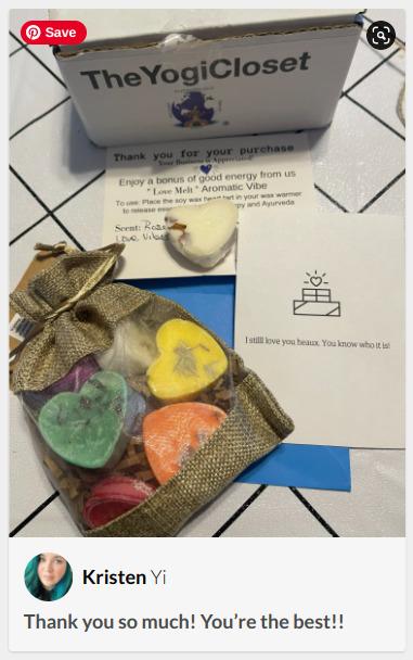gift box to celebrate pride month