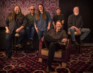Members of the jam band Widespread Panic