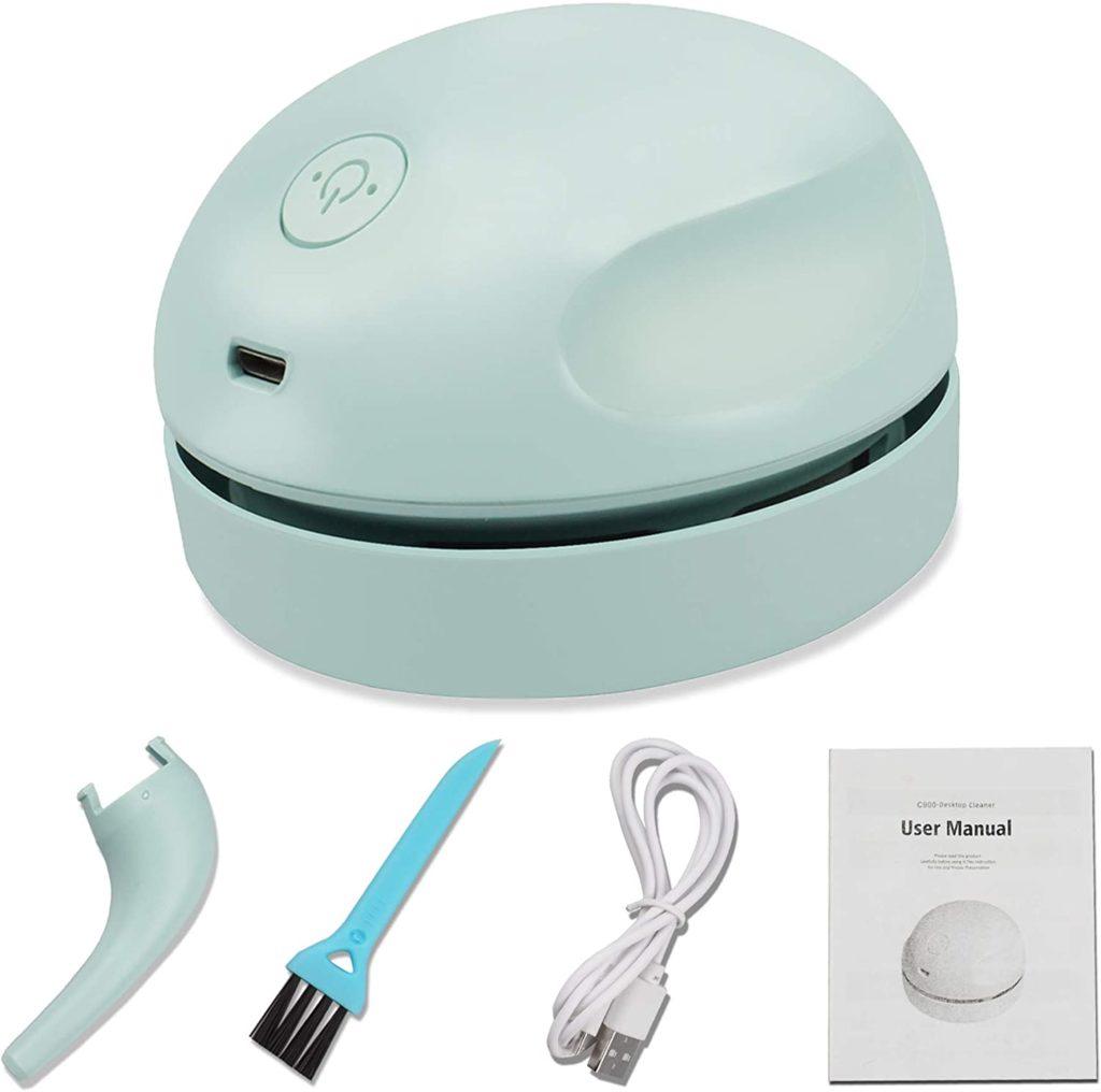 portable desktop vacuum cleaner