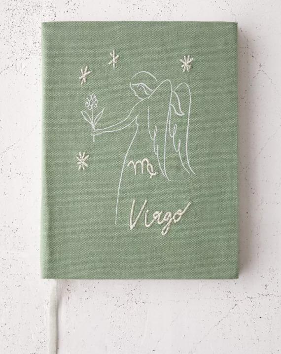 gift for virgo journal